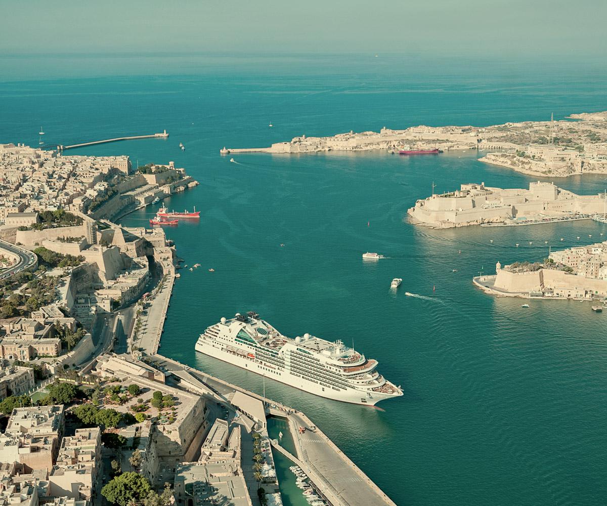 The Grand Harbour - Malta